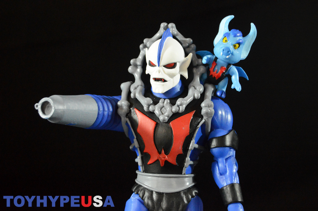 Super 7 Masters Of The Universe Classics Filmation Hordak Figure Review