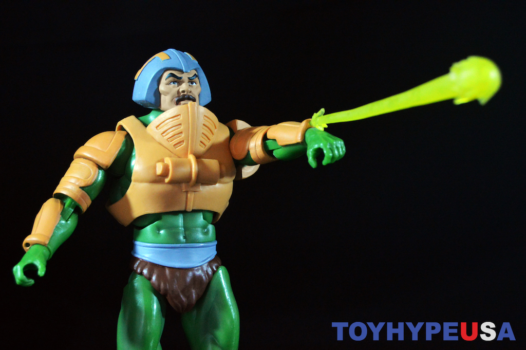 Super 7 Masters Of The Universe Classics Filmation Man-At-Arms Figure Review