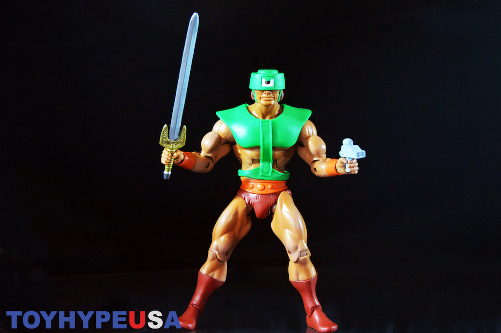 Super 7 Masters Of The Universe Classics Filmation Tri-Klops Figure Review