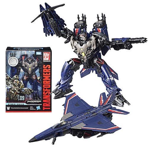 Transformers Studio Series G1 Inspired Thundercracker Figure