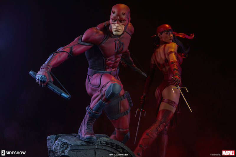 Sideshow Collectibles Daredevil Premium Format Figure