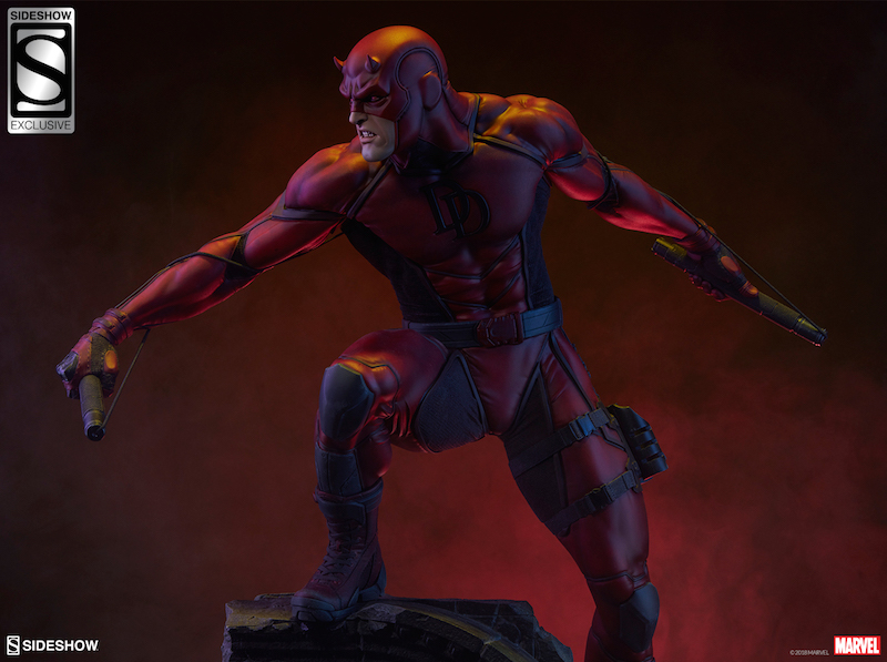 Sideshow Collectibles Daredevil Premium Format Figure Pre-Orders