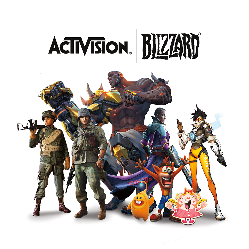 Activision Announces New License Agreements – Overwatch & Spyro The Dragon Getting New Toys