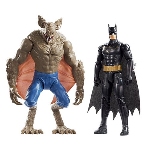 Mattel Batman Missions 6″ & 12″ Collection Announced