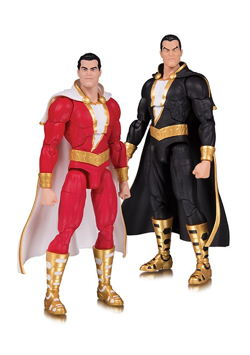 DC Collectibles Solicitations For December 2018 & January 2019 – DC Essentials, Artist Alley & Batman