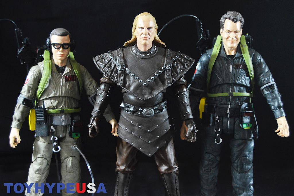 Diamond Select Toys  Ghostbusters Select Series 6 – Ray Stanz, Louis Tully & Vigo Figures Review