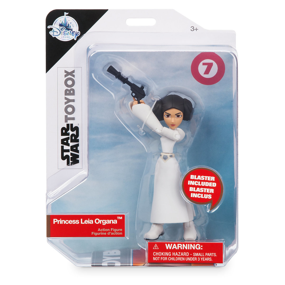 Disney Store Exclusive Star Wars Toy Box Princess Leia Figure Available Now