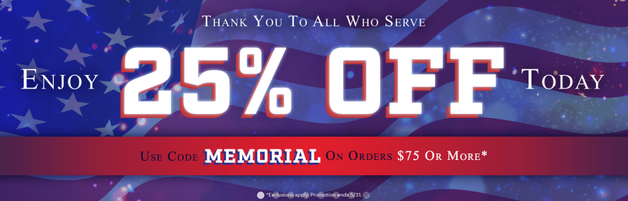 Eaglemoss Shop Offers 25% Off Orders Of $75 For Memorial Day
