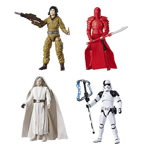 Entertainment Earth – Star Wars The Black Series 3 3/4″ Figures Wave 6 Set Daily Deal Now $24.99