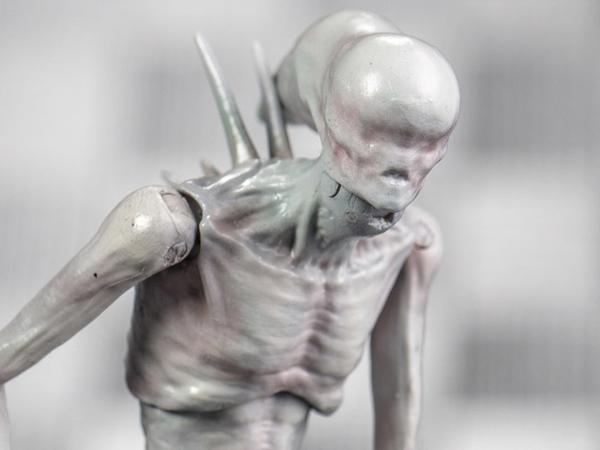 Hiya Toys Alien: Covenant Neomorph & Xenomorph Figures