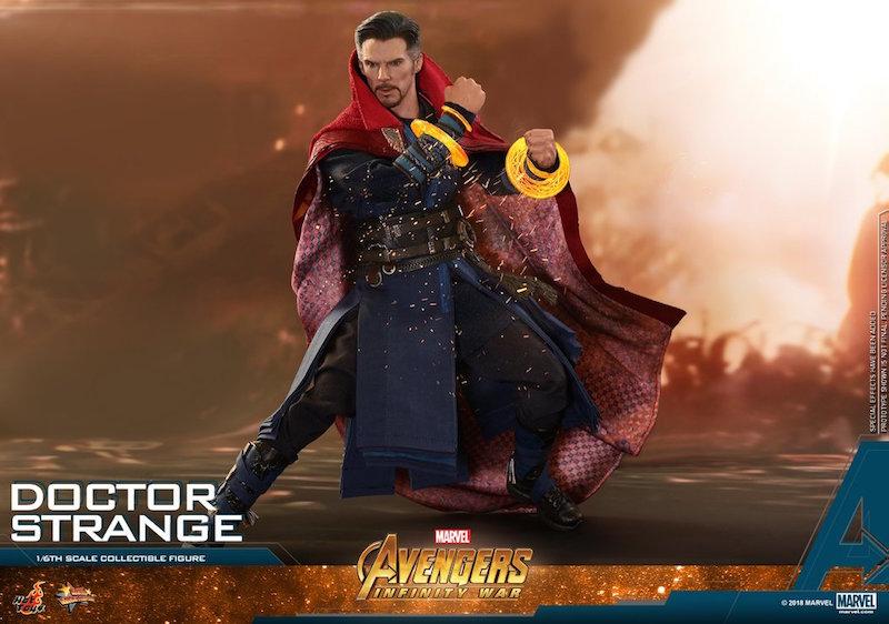 Hot Toys Avengers: Infinity War – Doctor Strange Sixth Scale Figure