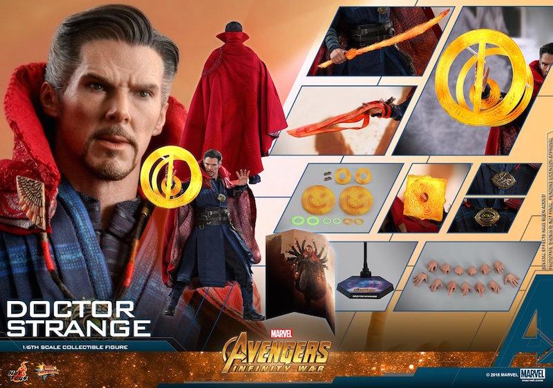 Hot Toys Avengers: Infinity War – Doctor Strange Sixth Scale Figure Pre-Orders