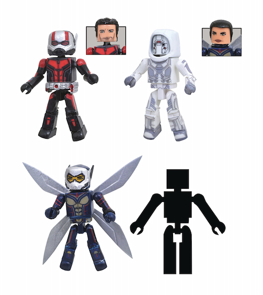 Diamond Select Toys Solicitations For November 2018 – Marvel, John Wick, DC, Pacific Rim & More