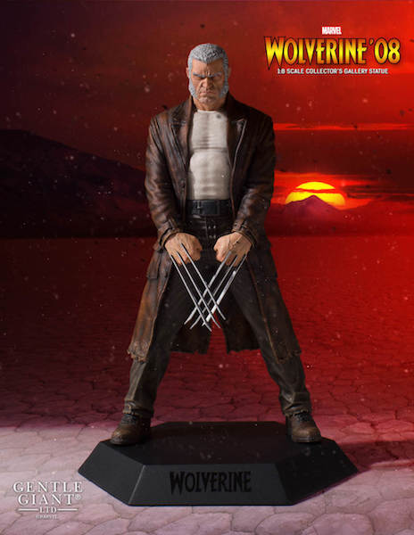 Gentle Giant Ltd. Marvel Collector's Gallery Wolverine (2008) Old Man Logan Statue