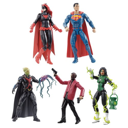 Mattel DC Comics Multiverse 6″ Collect & Connect Clayface Wave In-Stock On Amazon