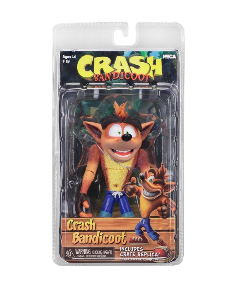 NECA Toys Shipping This Week – Crash Bandicoot & Avengers: Infinity War Scalers