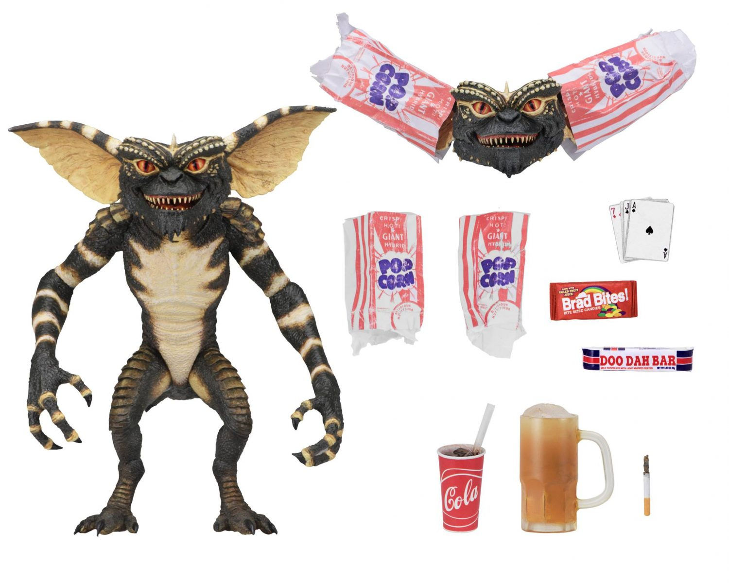 NECA Toys Gremlins – 7″ Scale Ultimate Gremlin Figure Available Now
