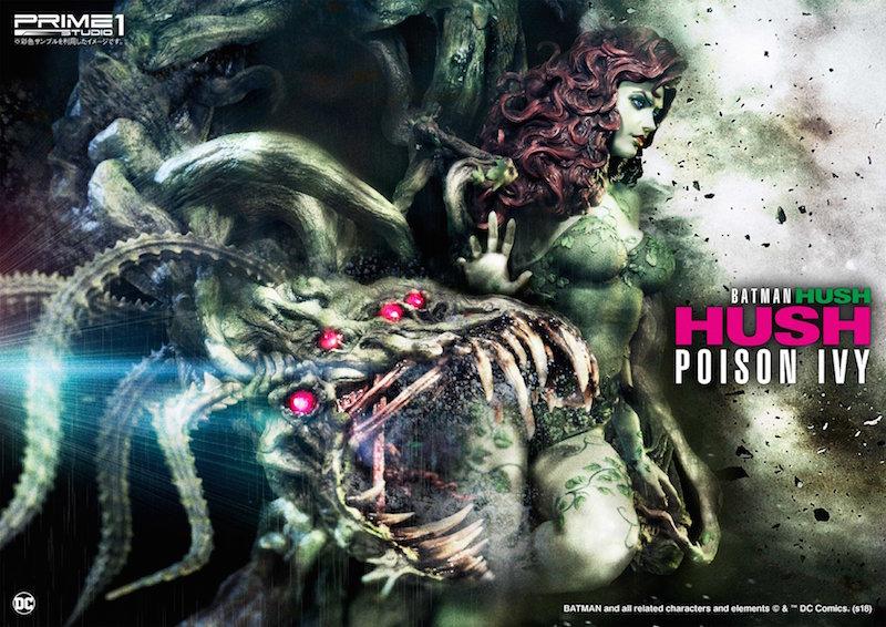 Prime 1 Studio Batman: Hush – Poison Ivy 1:3 Scale Statue
