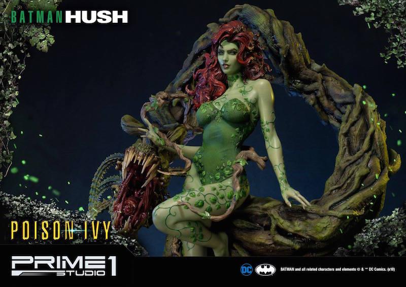 Prime 1 Studio Batman: Hush – Poison Ivy 1:3 Scale Statue Pre-Orders