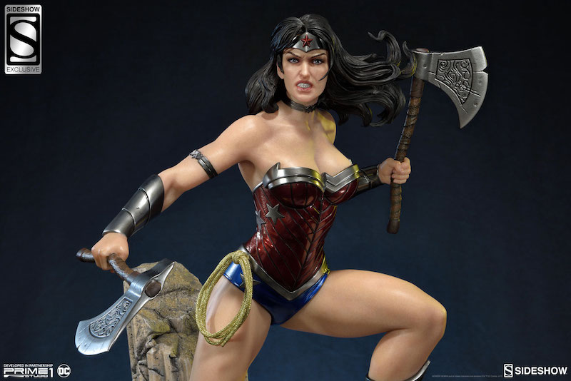 Sideshow Collectibles DC Comics New 52 Wonder Woman Statue Pre-Orders