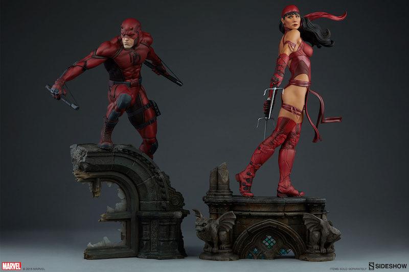 Sideshow Collectibles Elektra Premium Format Figure Pre-Orders