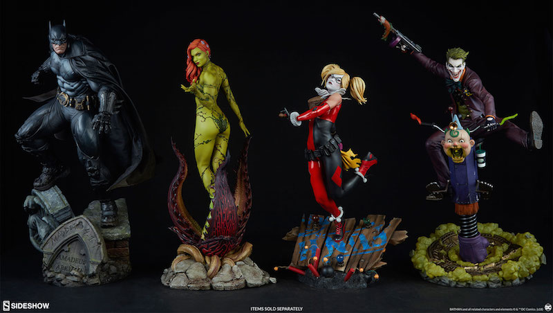 Sideshow Collectibles Poison Ivy Premium Format Figure Pre-Orders