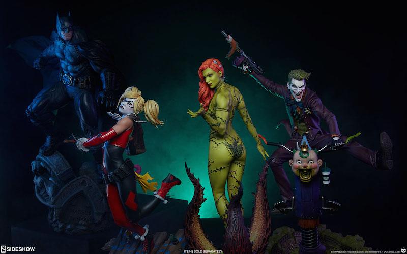 Sideshow Collectibles Poison Ivy Premium Format Figure