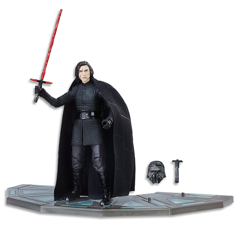Walmart Exclusive Star Wars: The Last Jedi 6″ Kylo Ren Throne Room Box Set Now $24 On Amazon