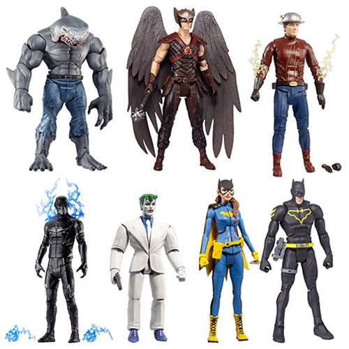 Entertainment Earth – DC Multiverse King Shark Collect & Connect Wave Pre-Orders