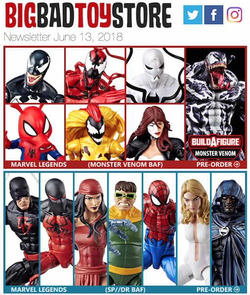 BigBadToyStore – Marvel Legends, Power Of The Primes, One:12, MMPR, Dragon Ball, X-Men & More