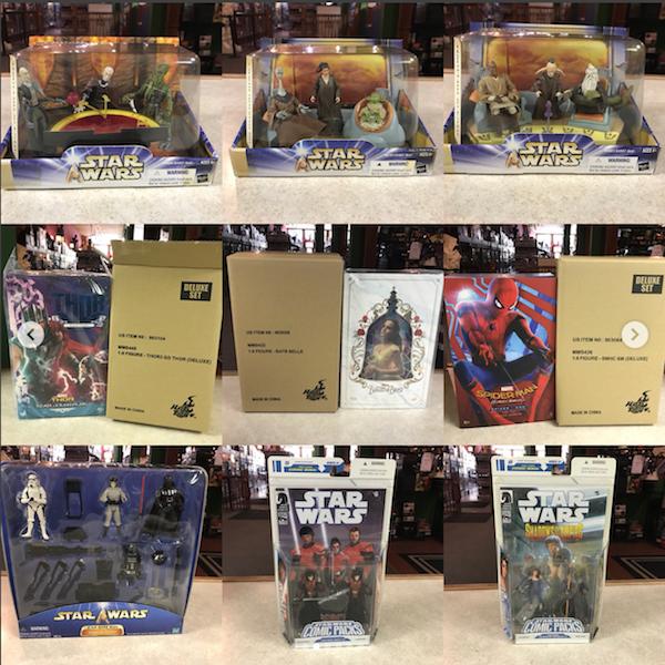 Kokomo Toys eBay Store – Toybiz Marvel Figures, DBZ, Star Wars, WWE & More