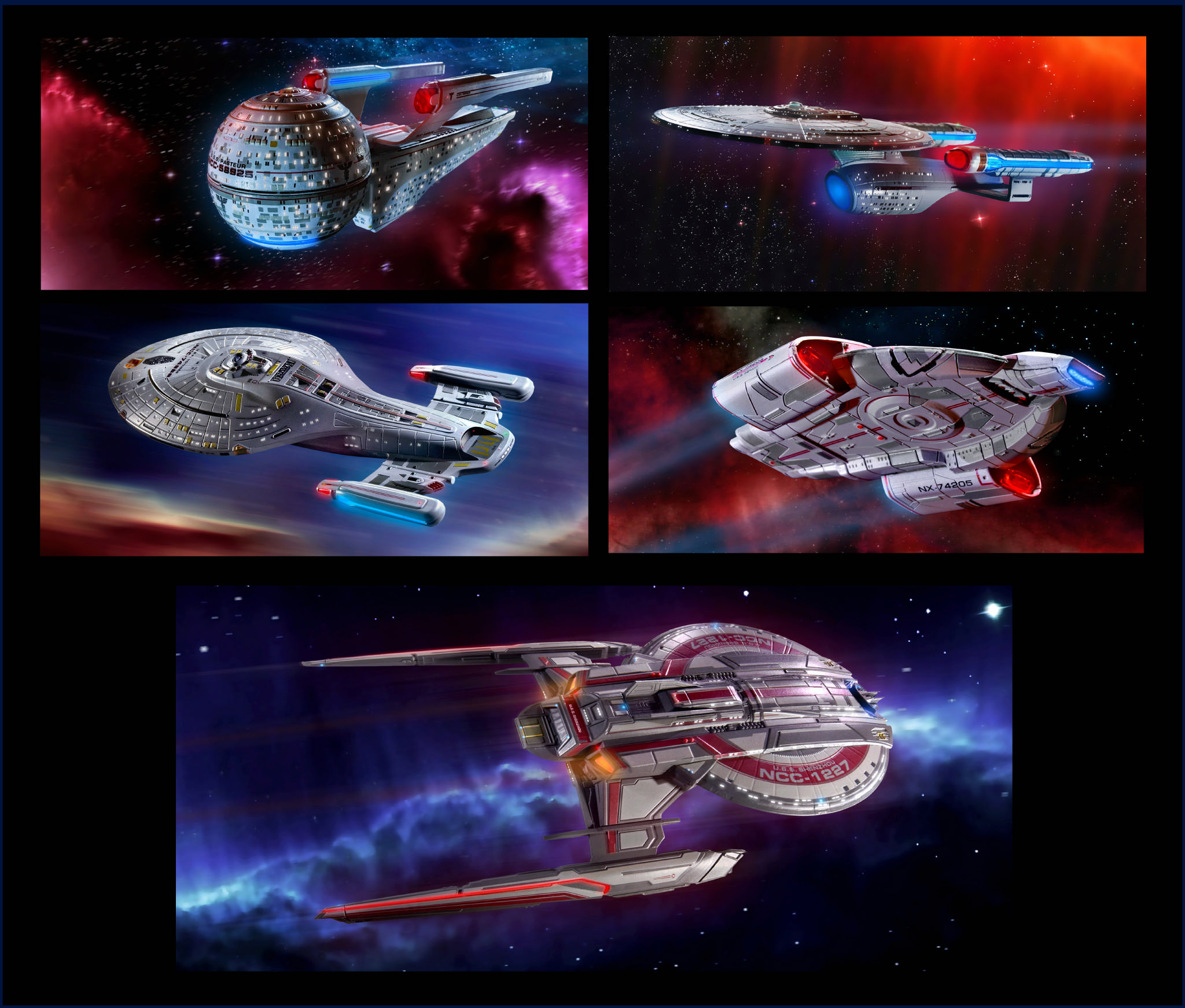 Eaglemoss Offering New Sales On Select DC & Star Trek Collectibles