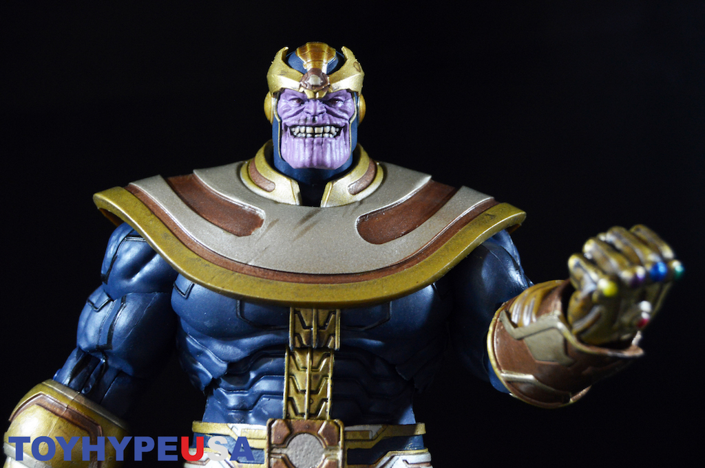 Disney Store Exclusive Marvel Select Thanos Figure Review