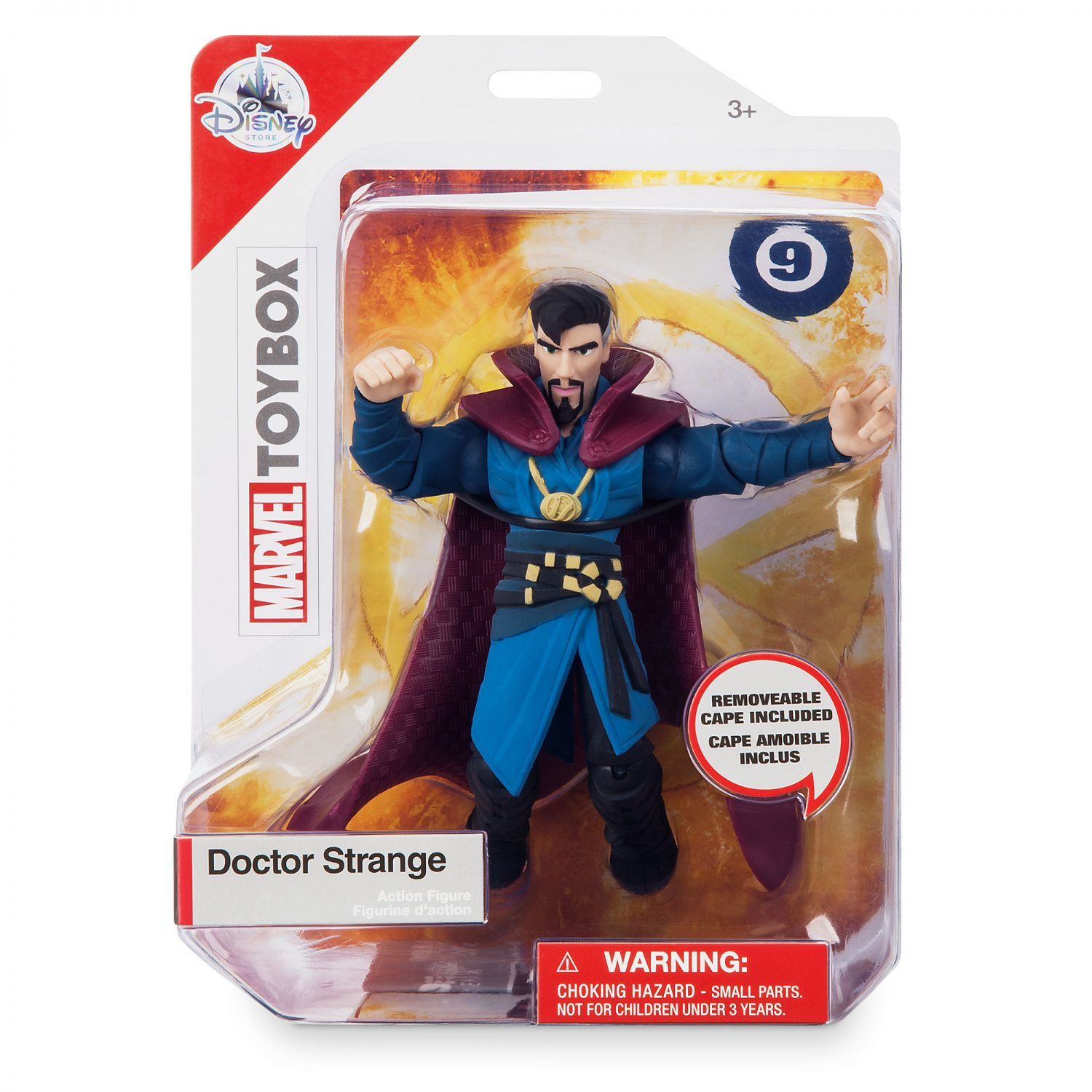 Disney Store Exclusive Dr. Strange & Incredibles 2 Violet Figures Available Now