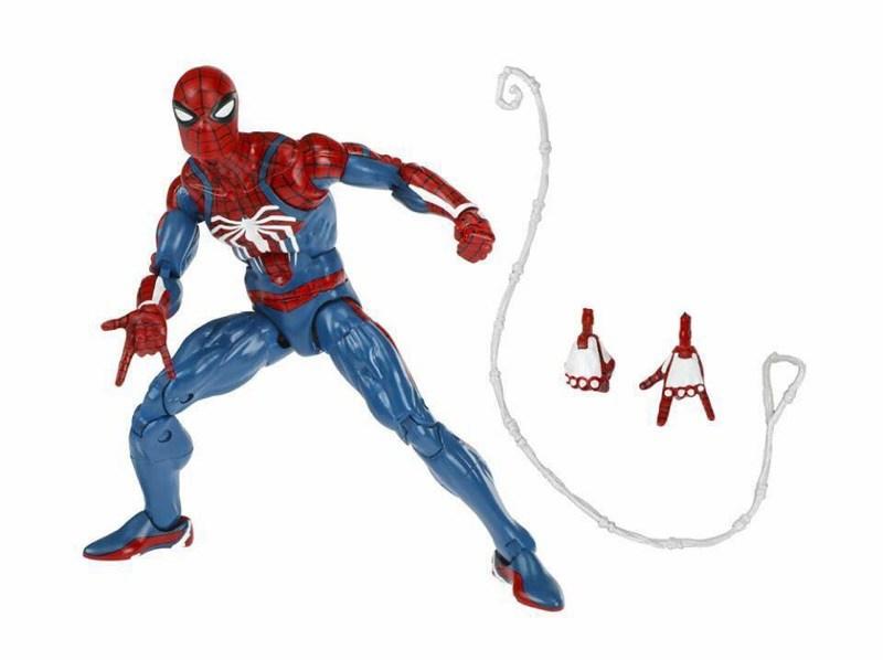 Hasbro Marvel Legends 6″ GameStop Exclusive Spider-Man – Playstation 4 Version