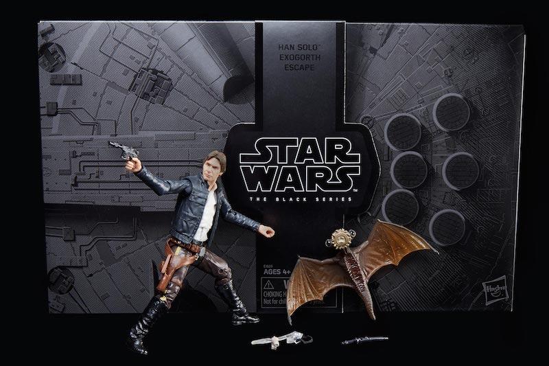 Hasbro San Diego Comic-Con 2018 Exclusive Star Wars The Black Series Figures Announced