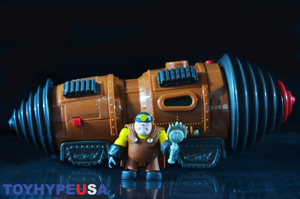 Jakks Pacific Incredibles 2 Tunneler With Underminer Figure Review