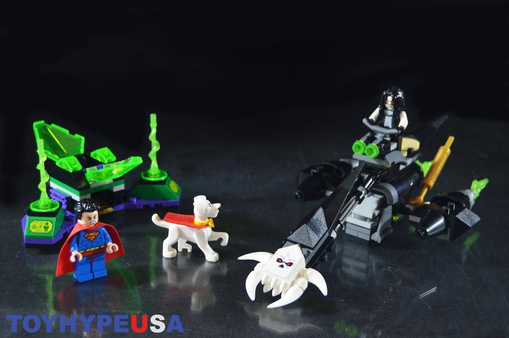 LEGO DC Superheroes 76096 Superman & Krypto Team-Up Set Review