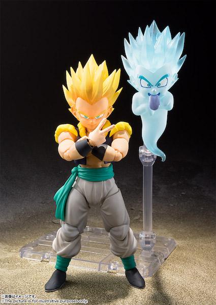 S.H. Figuarts Dragon Ball Z Super Saiyan Gotenks Figure