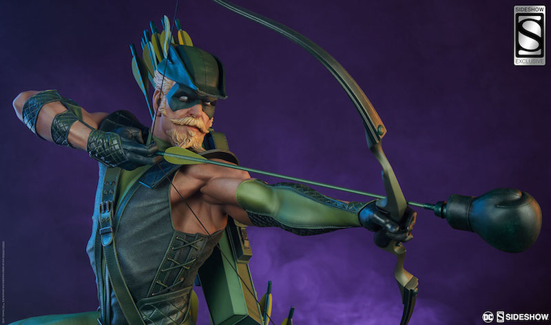 Sideshow Collectibles DC Comics Green Arrow Premium Format Figure Pre-Orders