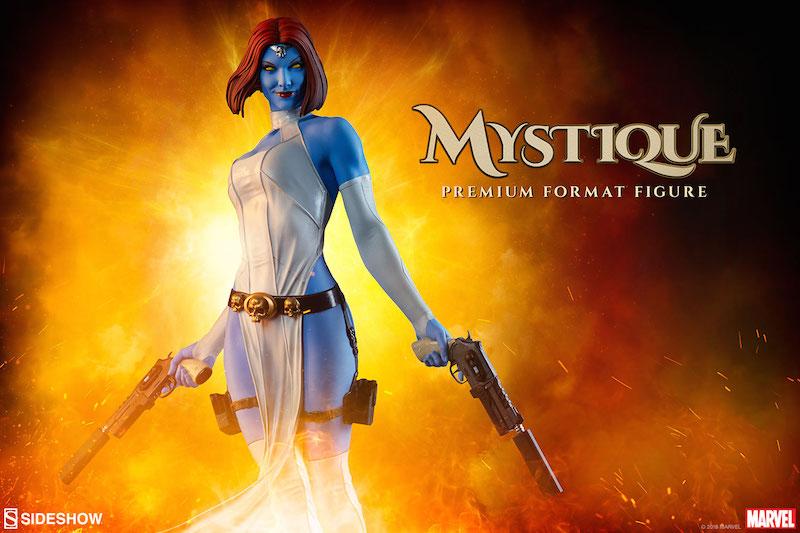 Sideshow Collectibles Mystique Premium Format Figure