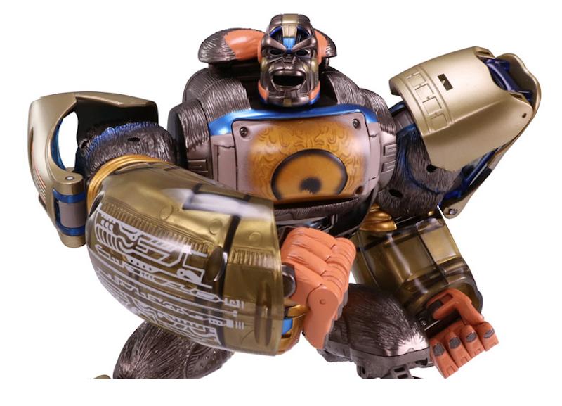 Takara-Tomy Transformers Encore Air Attack Optimus Primal Figure