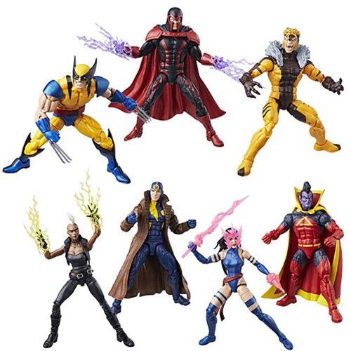 Hasbro X-Men Marvel Legends 6″ Wave 3 – Apocalypse BAF Available Now