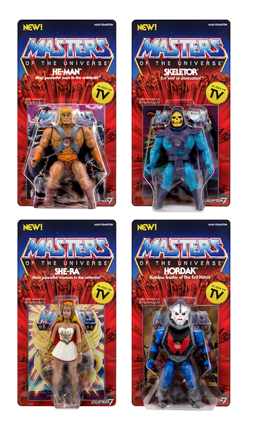 Super7 Masters Of The Universe Retro 5.5″ Figure Pre-Order Launches This Wednesday