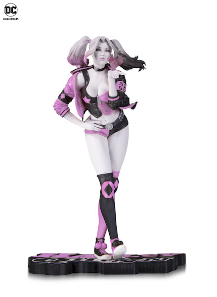 DC Collectibles Solicitations For February 2019 – Harley Quinn, Nightwing & Batgirl