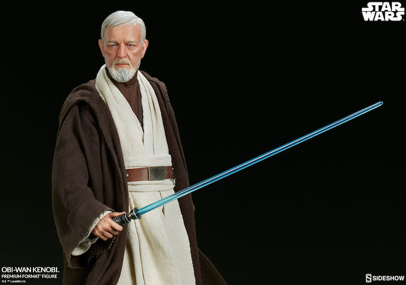 Sideshow Collectibles Star Wars: A New Hope – Obi-Wan Kenobi Premium Format Figure