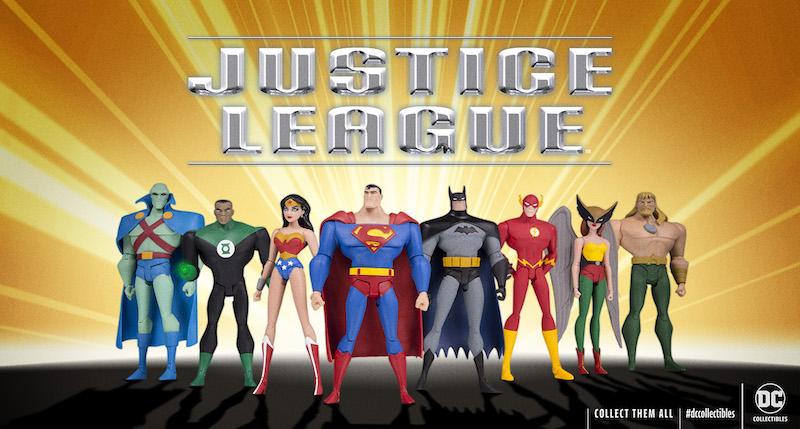 DC Collectibles Justice League Subscription Figures Hit eBay