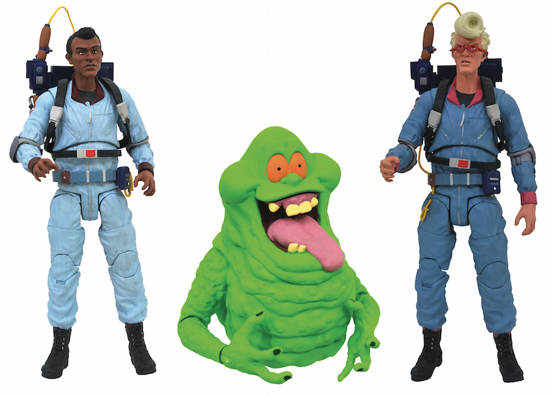 Diamond Select Toys Solicitations For December 2018 – Ghostbusters Select, Pacific Rim, Kingdom Hearts, DC, Marvel & More