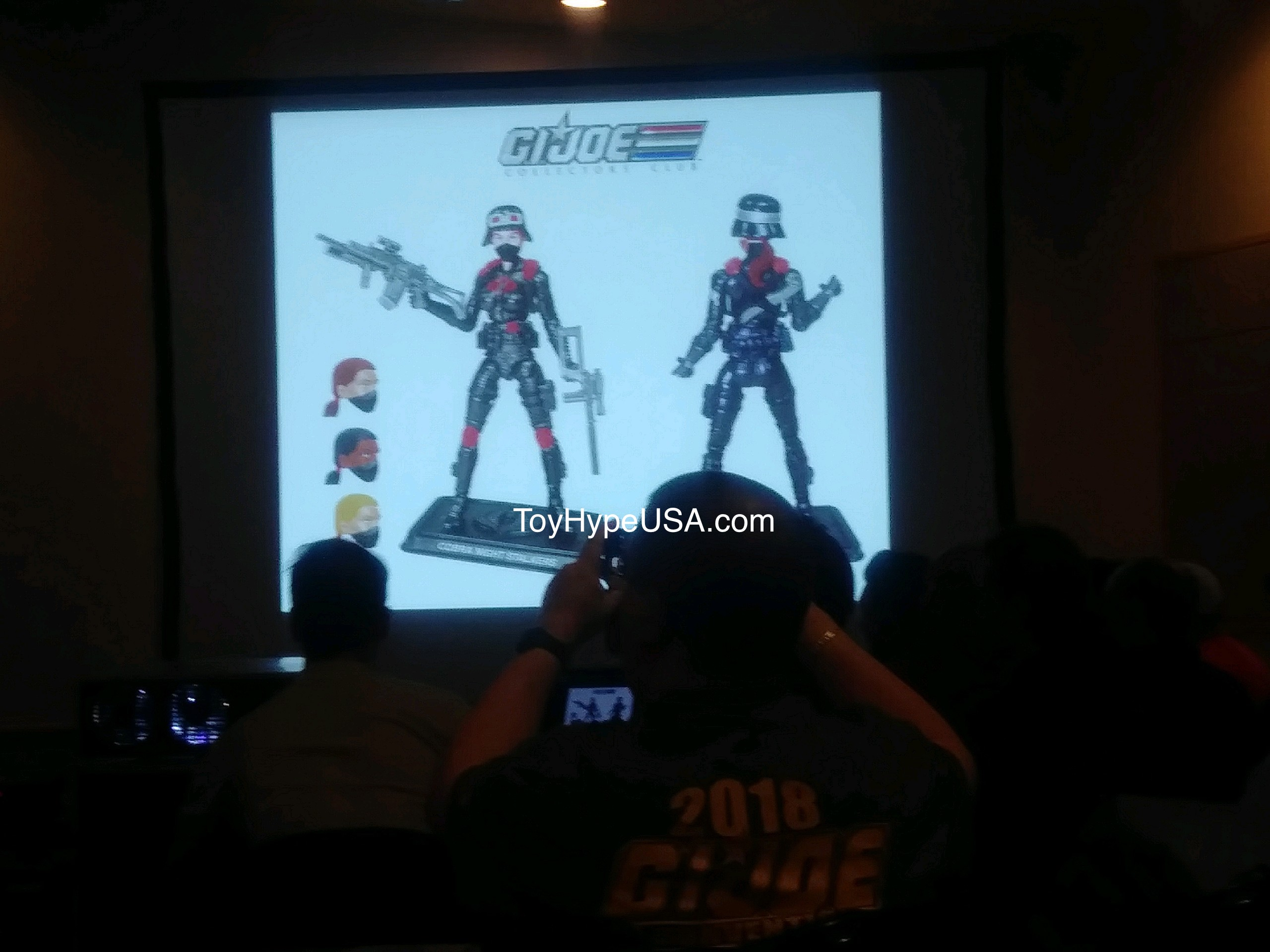 Hasbro G.I. JoeCon 2018 – Final JoeCon Panel Announces New Figures, Hall Of Fame & Our Final Thoughts