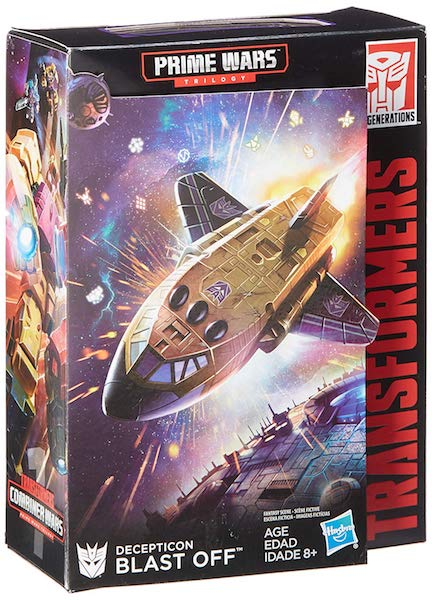 Transformers Combiner Wars Blast Off And Megatronus Prime Master In-Stock On Amazon